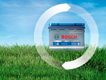 Batterie-Recycling mit System